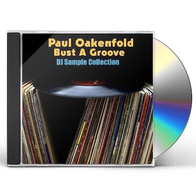 Paul Oakenfold BUST A GROOVE CD