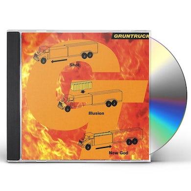 Gruntruck SHOT / ILLUSION / NEW GOD CD