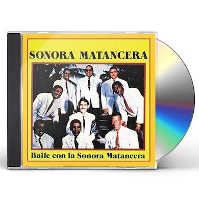 BAILE CON LA SONORA MATANCERA CD