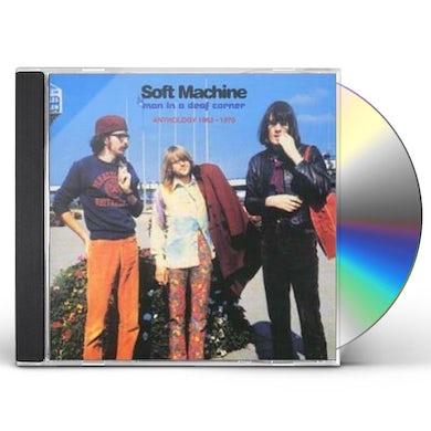 Soft Machine MAN IN A DEAF CORNER-1963-70 A CD