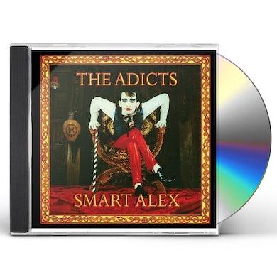 The Adicts SMART ALEX CD
