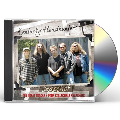 SNAPSHOT: KENTUCKY HEADHUNTERS CD