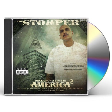Stomper ONCE UPON A TIME IN AMERICA 2 CD