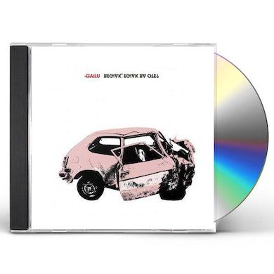 Gailu BEGIAK EGIAK BA OTE CD