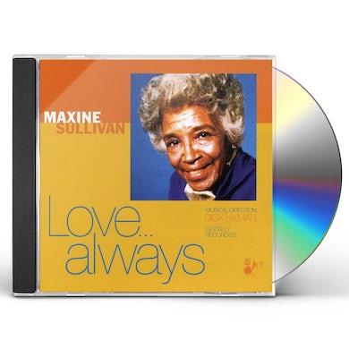 Maxine Sullivan LOVE ALWAYS CD