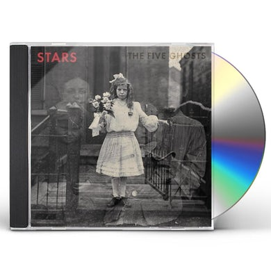 Stars FIVE GHOSTS (CANADA ONLY) CD
