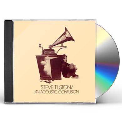 Steve Tilston AN ACOUSTIC CONFUSION CD