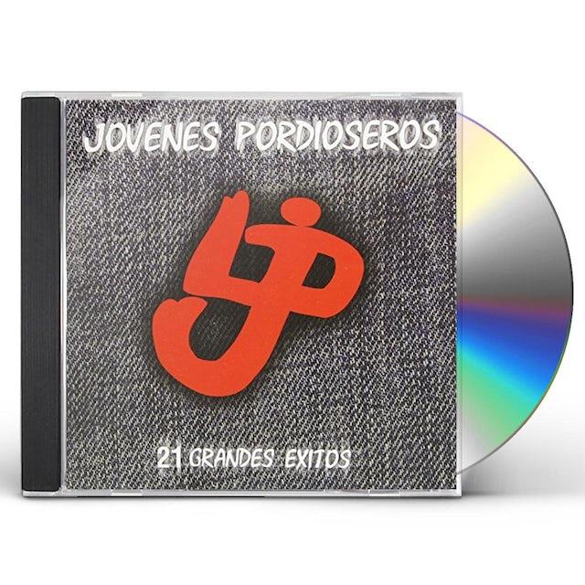 Jovenes pordioseros 21 GRANDES EXITOS CD