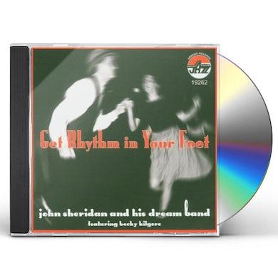 John Sheridan GET RHYTHM IN YOUR FEET CD