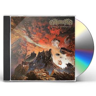 Gatecreeper SONORAN DEPRAVATION CD