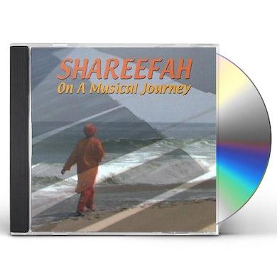 Shareefah ON A MUSICAL JOURNEY CD