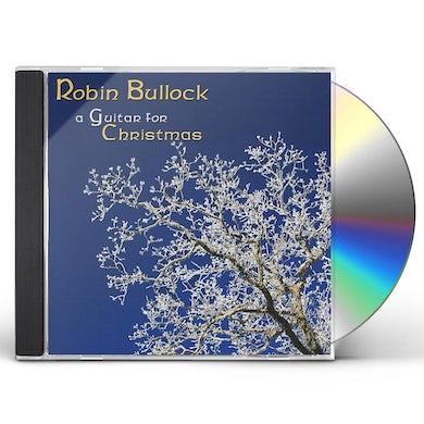 Robin Bullock GUITAR FOR CHRISTMAS CD