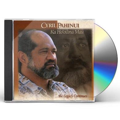 Cyril Pahinui KA HO'OILINA MAU CD