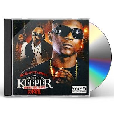 Boosie Badazz MY BROTHERS KEEPER CD