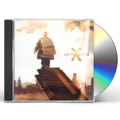 X UM HOMEM SO CD