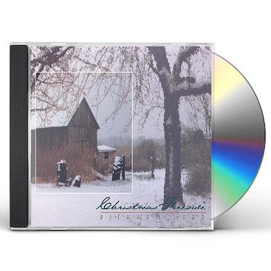 Richard Carr CHRISTMAS FIRESIDE CD