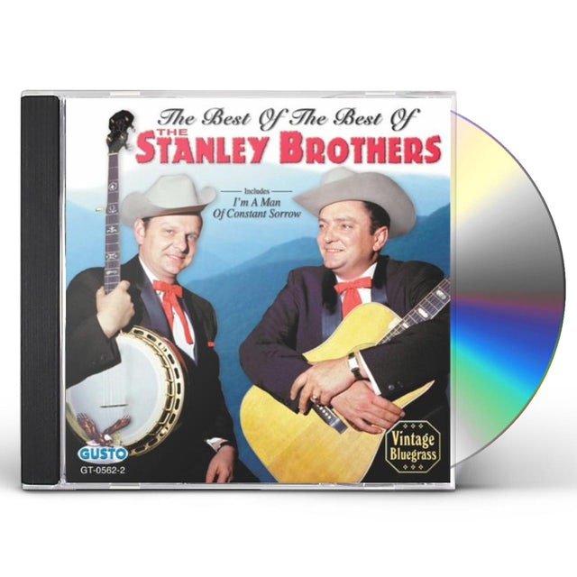 Stanley Brothers BEST OF THE BEST CD