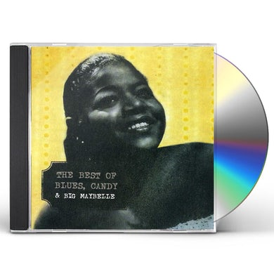 BEST OF BLUES CANDY & BIG MAYBELLE CD