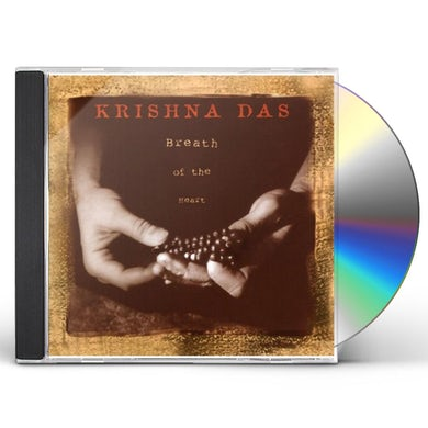 Krishna Das BREATH OF THE HEART CD