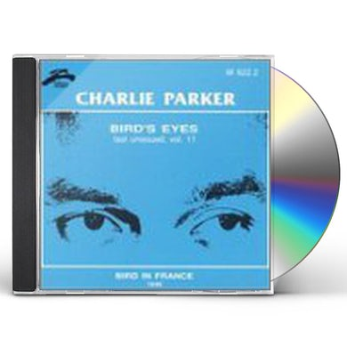 Charlie Parker BIRD'S EYES 11 CD
