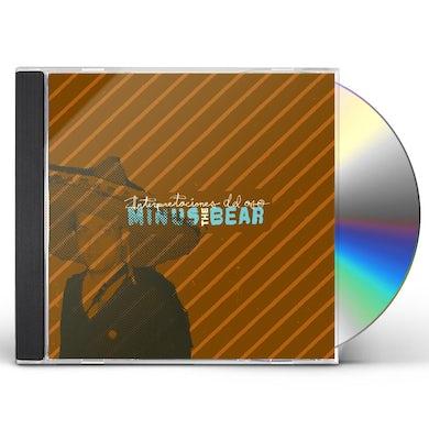 Minus The Bear INTERPRETACIONES DEL OSO CD