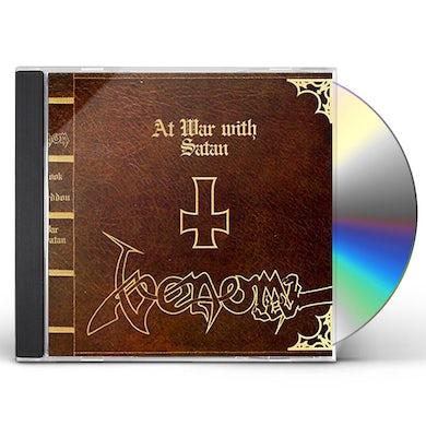 Venom AT WAR WITH SATAN CD