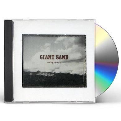 Giant Sand VALLEY OF RAIN CD