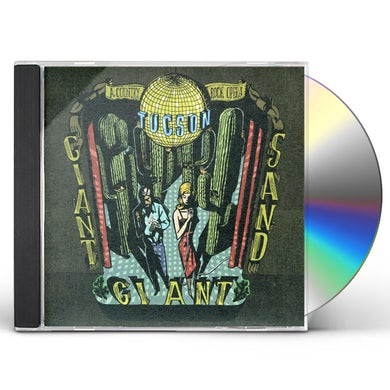 Giant Sand TUCSON CD