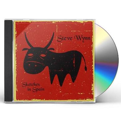 Steve Wynn SKETCHES IN SPAIN CD