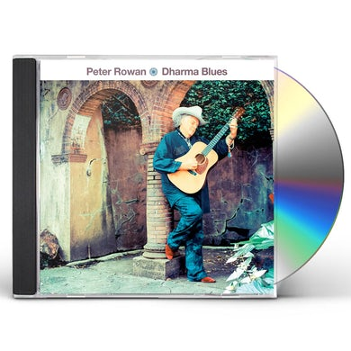 Peter Rowan DHARMA BLUES CD