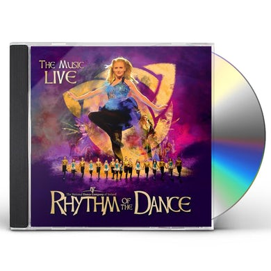 The National Dance Company Of Ireland Rhythm Of The Dance: The Music CD
