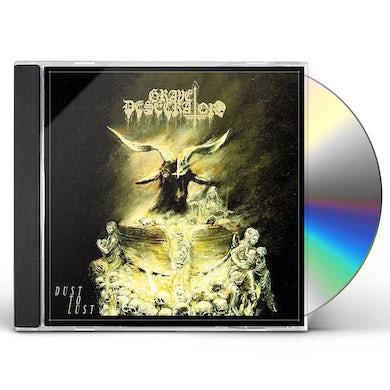 Grave Desecrator DUST TO LUST CD