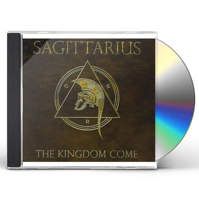 Sagittarius KINGDOM COME CD