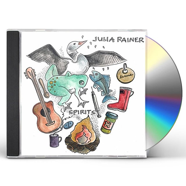 Julia Rainer SPIRITS CD