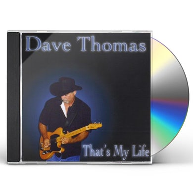 Dave Thomas THAT'S MY LIFE CD