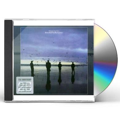 Echo & the Bunnymen HEAVEN UP HERE CD