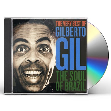 Gilberto Gil SOUL OF BRAZIL CD