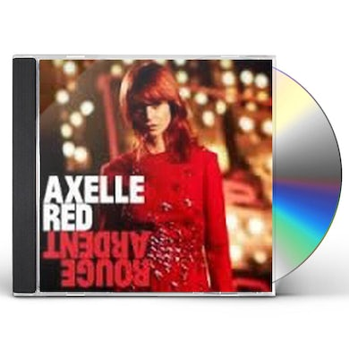 Axelle Red ROUGE ARDENT CD
