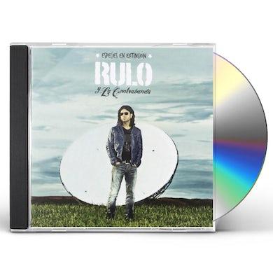 RULO Y LA CONTRABANDA ESPECIES EN EXTINCION CD