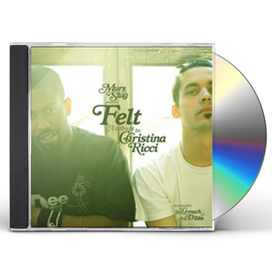 FELT: TRIBUTE TO CHRISTINA RICCI CD