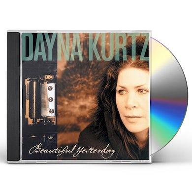 Dayna Kurtz BEAUTIFUL YESTERDAY CD