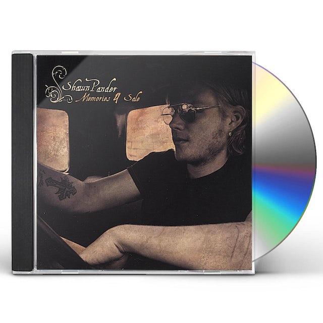 Shawn Pander MEMORIES 4 SALE CD