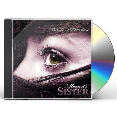 Mozart's Sister GIRLS WE FOLLOWED HOME CD