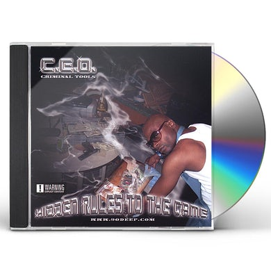 Ceo HIDDEN RULES TO THE GAME CD