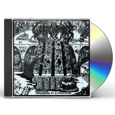 Warp Chamber IMPLEMENTS OF EXCRUCIATION CD