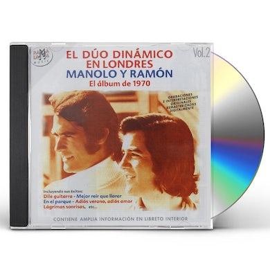 Duo Dinamico MANOLO Y RAMON EL ALBUM DE 1970 CD