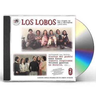 Los Lobos SUS LP'S EN CBS Y MOVIEPLAY (1972-1976) CD