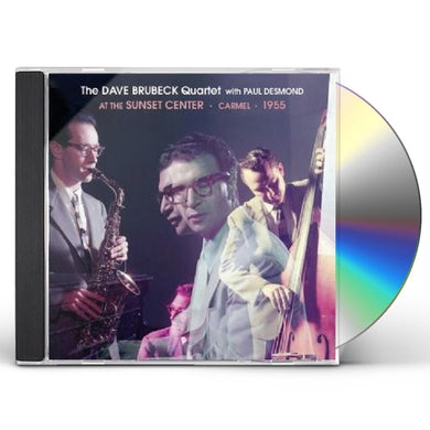 DAVE BRUBECK QUARTET WITH PAUL DESMOND CD