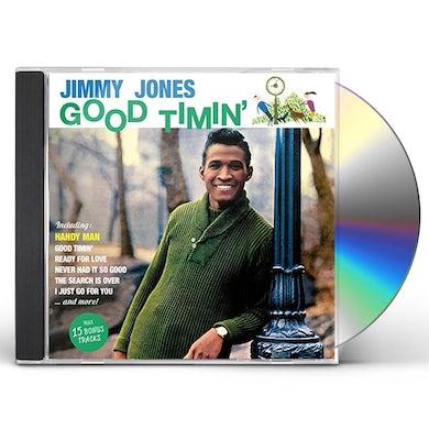 Jimmy Jones GOOD TIMIN CD