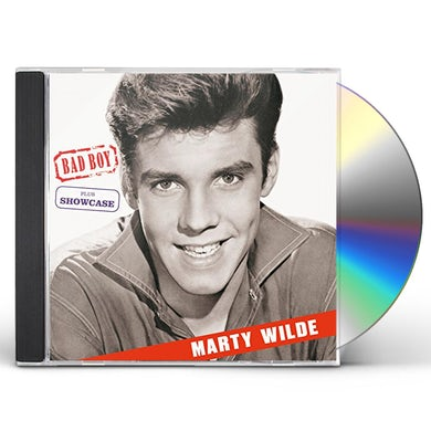Marty Wilde BAD BOY / SHOWCASE + 7 BONUS TRACKS CD